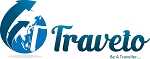 Traveto Logo Refine